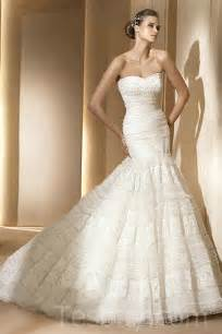 wedding dress designer designer mermaid bridal dresses for fabulous bridal look sangmaestro