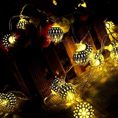 battery operated globe string lights led globe string lights goodia battery operated 10 49ft