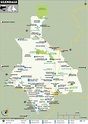 Glendale City Map, CA   Glendale California Map