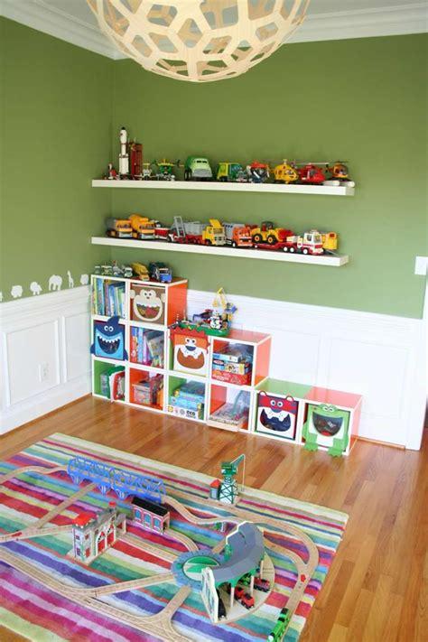 jeux de rangement de chambre de fille idee chambre bebe fille 7 rangement salle de jeux