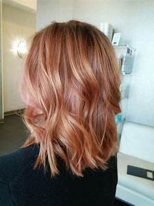 Hair Dye Colors Chart 50 Of The Most Trendy Strawberry Hair Colors For 2020