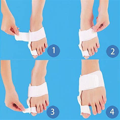 cerkos toe straightener bunion splint movable  offers