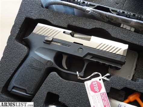 Sig Sauer P320 Compact With Robar Np3