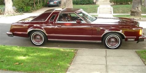 lincolncollector  ford thunderbird specs