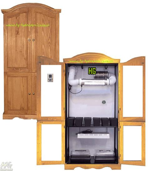 grow cabinets for sale large stealth grow cabin