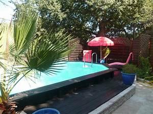 Terrasse Piscine Hors Sol : terrasse avec piscine hors sol gallery of piscine ~ Dailycaller-alerts.com Idées de Décoration