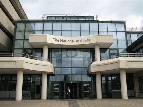 The National Archives In London  Nearby Hotels, Shops And