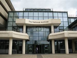 The National Archives in London | Nearby hotels, shops and ...