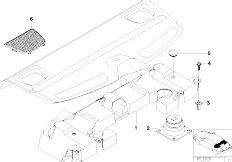 original parts     sedan audio navigation electronic systems navigation system