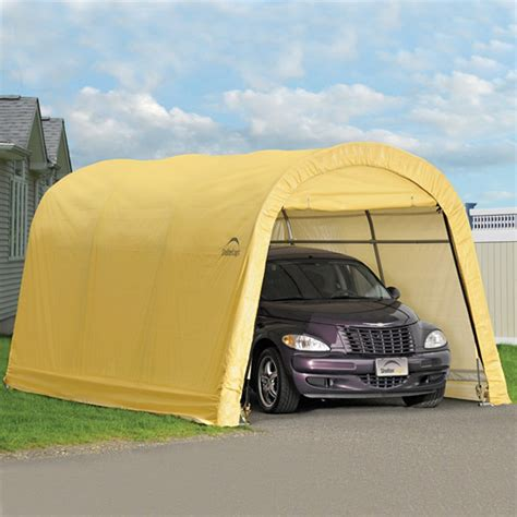 outdoor car garage storage portable canopy shelter carport