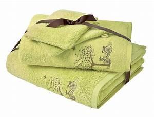 Linge De Toilette Ikea : pack linge de toilette dimanche la campagne linvosges ~ Teatrodelosmanantiales.com Idées de Décoration