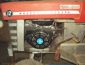 Need Tecumseh Hh120 Replacement - Massey  Snapper  Amf Tractor Forum