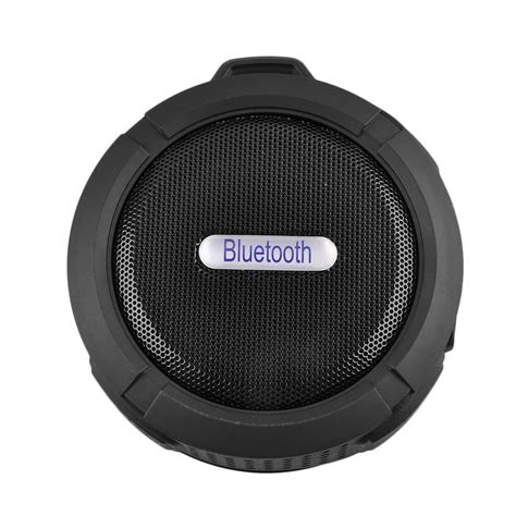 waterproof outdoor wireless bluetooth speaker c6 computer
