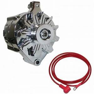 302 March Performance Pulley Kit With Alternator  U0026 Power