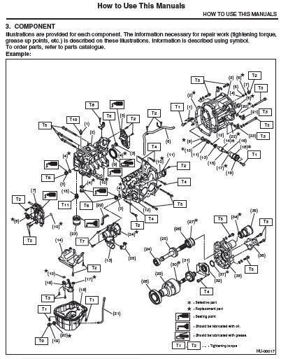 Subaru Outback Factory Repair Service Fsm