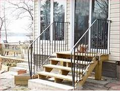 Outdoor Metal Handrails For Stairs by Unique Outdoor Metal Stair Railing 8 Wrought Iron Outdoor Step Railings Hand