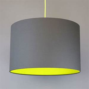 Neon Pick And Mix Drum Lampshade 40 Colours By Quirk