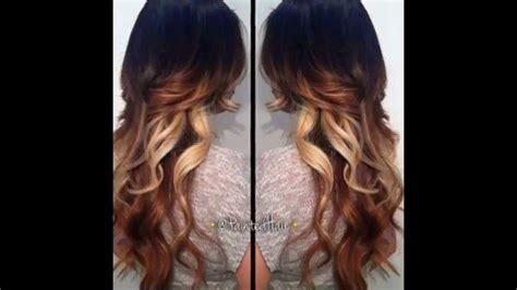 Sunshine Splash Hair Color