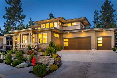 Prairie Homes Modern Luxury Mansions Oregon Appointed