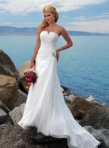 strapless wedding dresses prom dresses With wedding dresses for a beach wedding