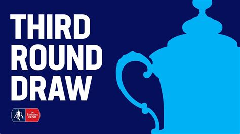 The Emirates FA Cup Third Round Draw with Tony Adams ...