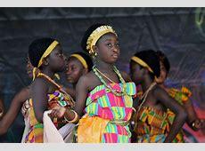 HEARTWARMING Pictures of Kids in Kente – GhanaCulturePolitics