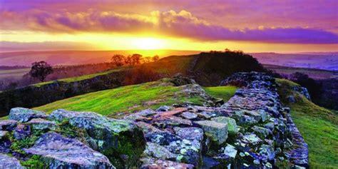 Hadrian Wall Sunset©englishheritage Greatdays Group Travel