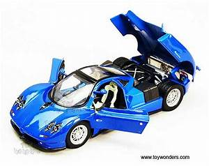 Pagani Zonda C12 By Motormax 1  24 Scale Diecast Model Car