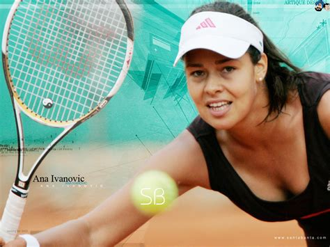 Wallpapers Assembly Ana Ivanovic Hd Wallpaperhot Tennis