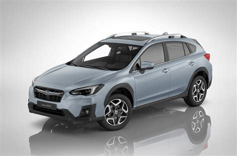 subaru xv  couleurs colors