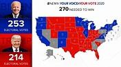 2020 Election Results: Georgia voting counts, GA electoral ...