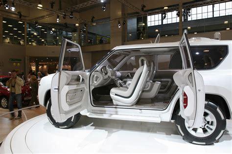 Image Gallery Nissan Terranaut