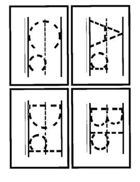 Traceable Alphabet Templates by The 25 Best Alphabet Flash Cards Ideas On
