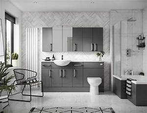 Grey, Bathroom, Ideas, For, A, Chic, And, Sophisticated, Look