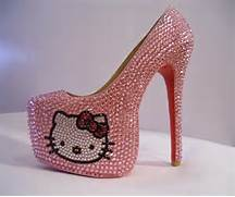 Hello Kitty Shoes High...