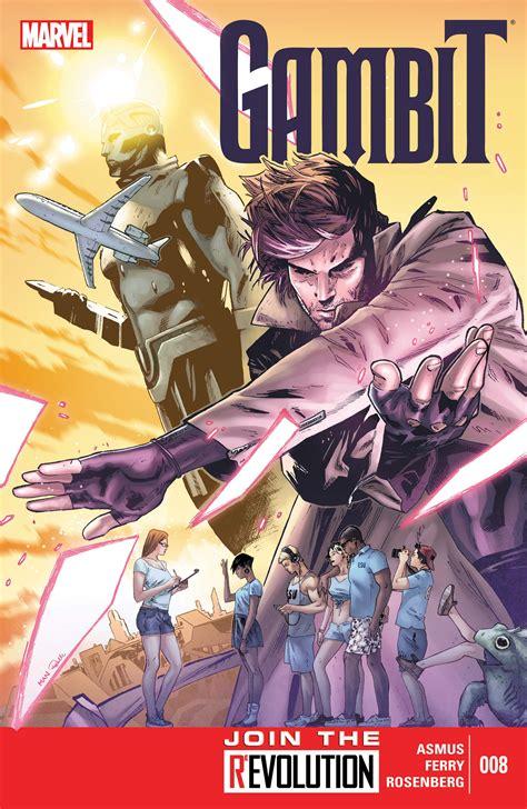 Gambit (2012) #8   Comic Issues   Marvel