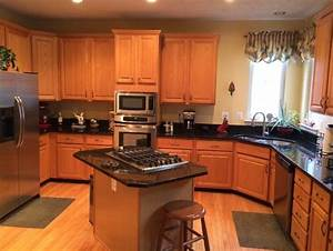 i need help with paint colors that go well with honey oak With kitchen colors with white cabinets with pro life stickers