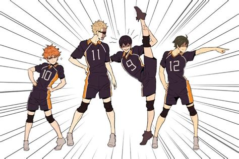 There are a lot of characters in haikyuu!! Haikyuu Character Height Chart In Feet - Anime Wallpapers