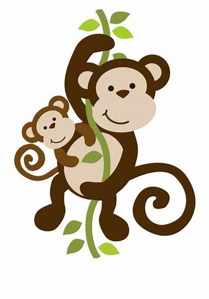 Monkey Mother Clipart Mom Cartoon Library Clip