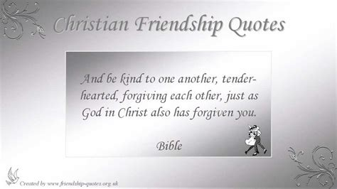 christian friendship quotes youtube