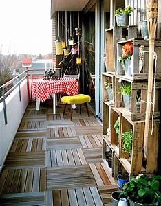 Idees Deco Balcon Faciles Accueil Design Et Mobilier