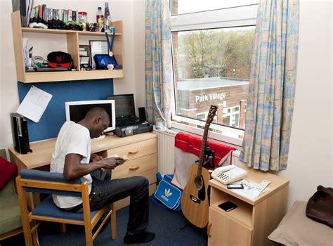 park village  campus accommodation study
