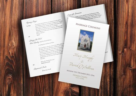 Mass Booklet Templates by Funky Mass Booklet Template Photos Exle Resume Ideas