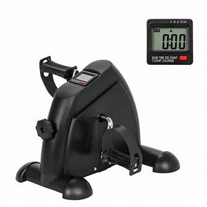 Pedal Exerciser Lcd Display Indoor Stationary Exercise