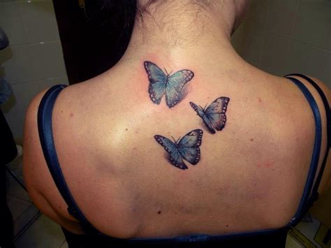 simple   butterfly tattoos designs