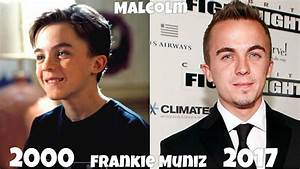 Malcolm in the Middle Before and After 2017 - YouTube