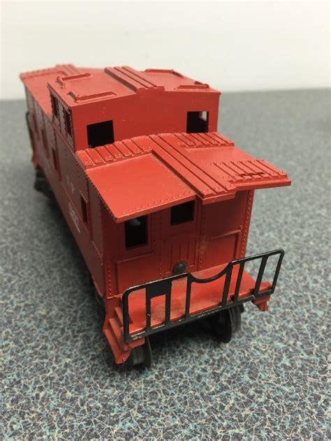 vintage lionel 6257 sp caboose w original box buya