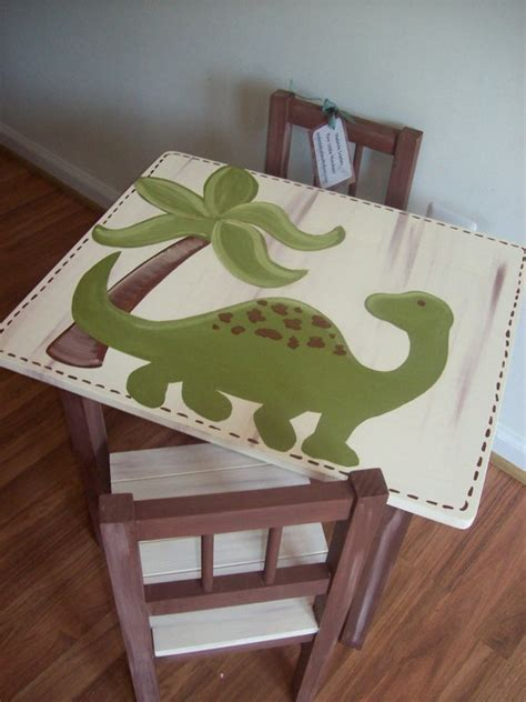 dinosaur table and chair set 1000 images about my art melanie lupien two little