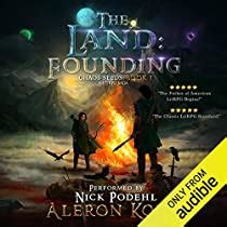 The writing is quite poor, but i can live with that if the story is exciting. The Land: Founding: A LitRPG Saga (Audiobook) by Aleron ...