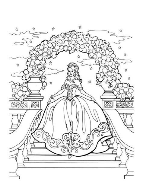 omalovanky  omalovanky  vytisknuti zdarma princeznaleonora